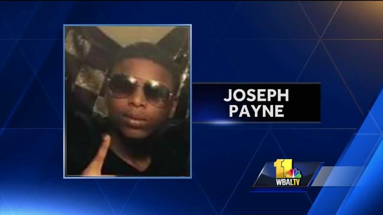 The family of a 16-year-old boy shot to death in south Baltimore Monday afternoon said he took care of his family and was always looking out for them. Police said Joseph Payne was killed on St. Victor Street. The teenager's family said they don't know who could be responsible for Payne's killing, and they hope someone comes forward. For Chamere Smith, it came as a major shock to learn her brother is never coming home.