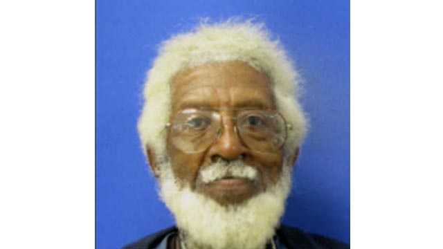 Theodore Alston, 84, was last seen on May 1.
