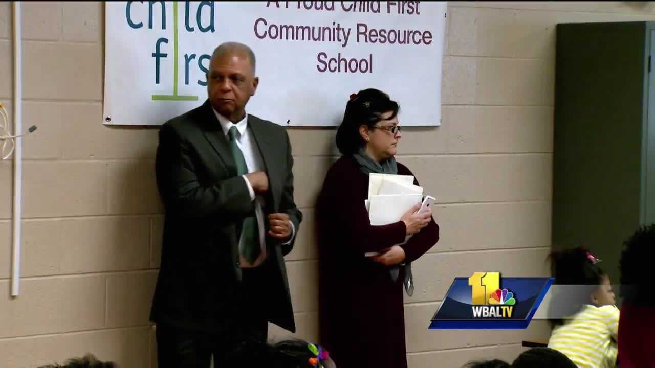 In a surprise move, the Baltimore City School Board is replacing its CEO. The board announced Tuesday night that this is the last week for Dr. Gregory Thornton. His replacement, Dr. Sonya Santelises, will begin in July.