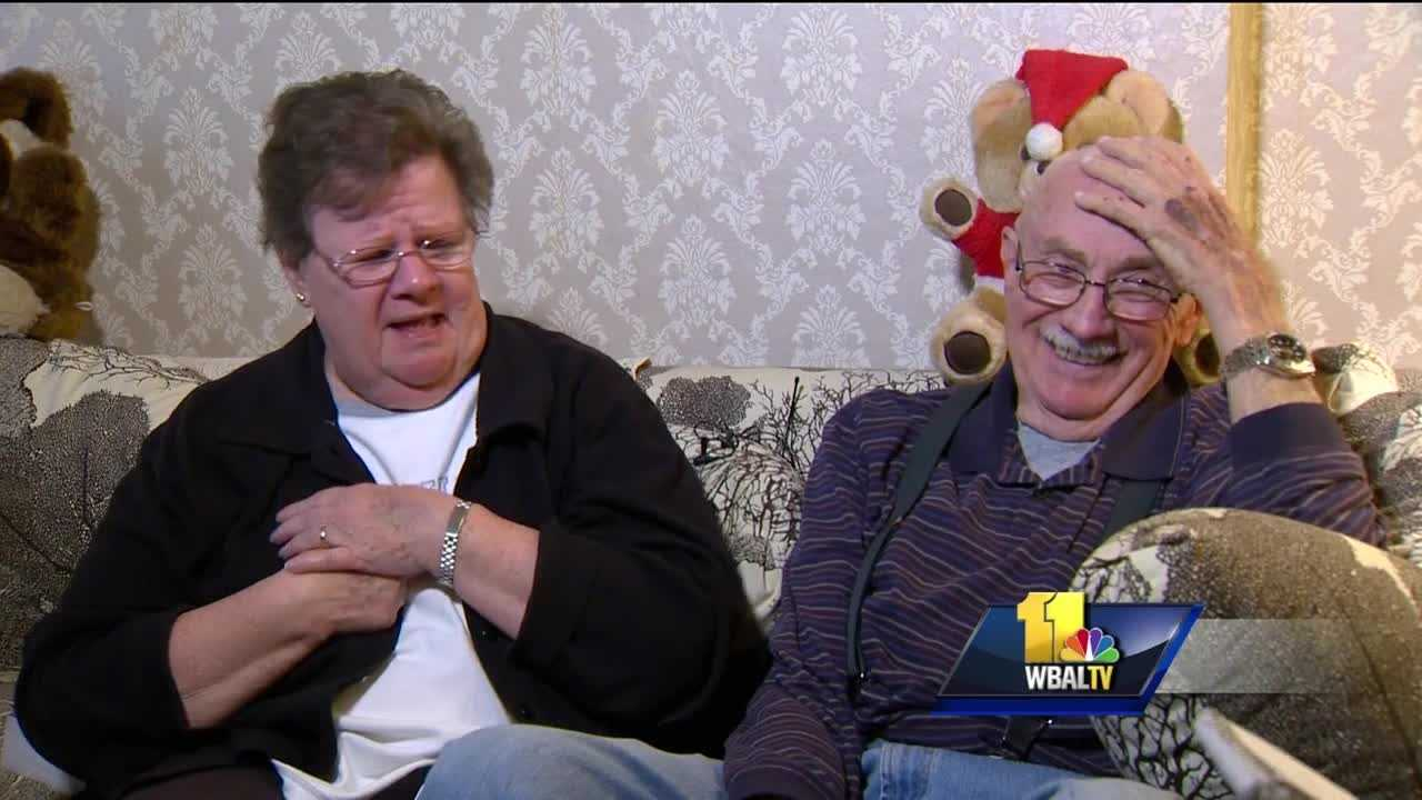 "A senior couple robbed at gunpoint Wednesday night during a home invasion in Highlandtown is fighting back. John and Rosalie ""Cookie"" Sellman love Baltimore City. They're active in the Canton business community and in their neighborhood, which is a block away from Patterson Park. They are like the heart and soul of their block. Just after 9 p.m. Wednesday, an armed, masked man threatened to kill the couple inside their home on Rochester Place. But Cookie Sellman wasn't having it."