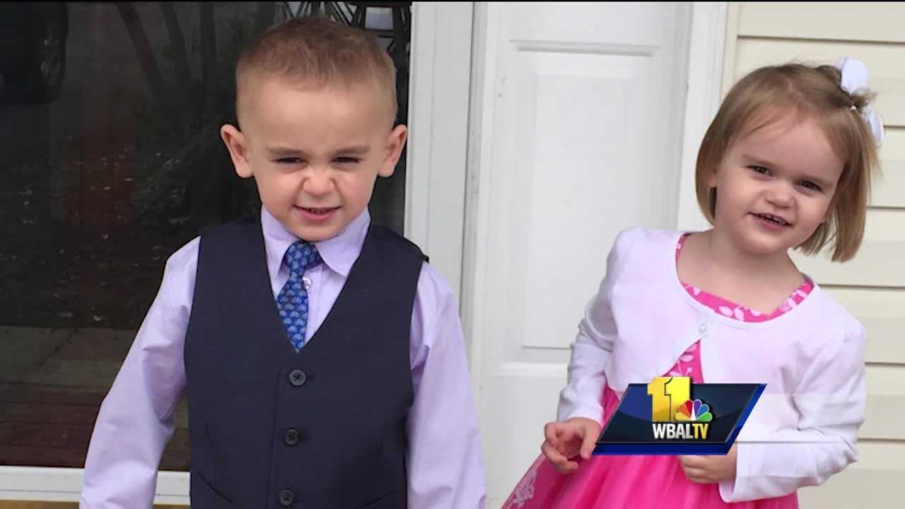 One Maryland mom will have the most meaningful Mother's Day. For Victoria Reyno, her Mother's Day will be special not for the gift she received, but for the one she gave. She donated a kidney to her 3-year-old son, Hudson, who will be that lively 3-year-old again thanks to his mother. Doctors at the University of Maryland Medical Center removed both of Hudson's kidneys in order to make room for his mother's.
