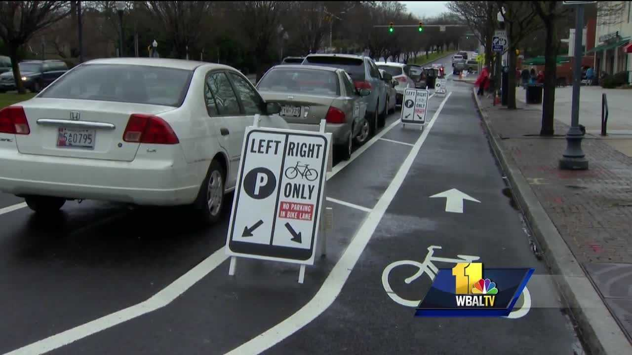 The people whose job it is to keep all those cars in Baltimore moving believe that bicycles are key to reducing congestion. All of this comes ahead of Friday's 19th annual National Bike To Work Day.