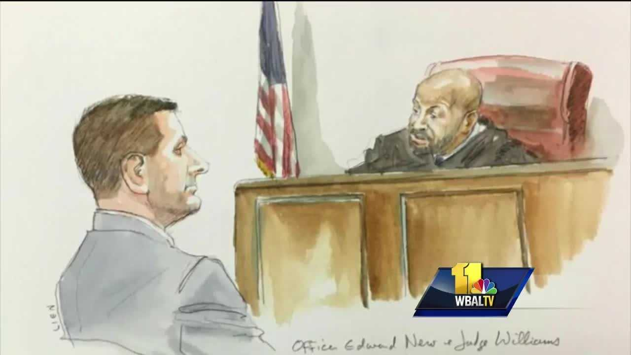 Closing arguments are complete Thursday in the trial of Officer Edward Nero. Nero is the second of six officers to go on trial in the Freddie Gray case. Officer William Porter went on trial late last year. Prosecutor Janice Bledsoe focused her closing argument on the Terry Stop, a lack of a reasonable arrest and an unlawful search and seizure. While Nero probably had justification to detain Gray on the ground, he did not have justification for arresting him, Bledsoe said.