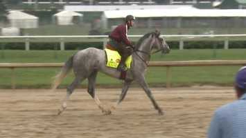 Lani at the Kentucky Derby