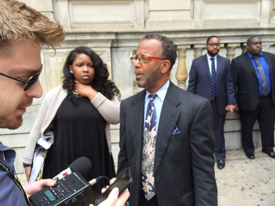 Attorney Warren Brown, who observed the Edward Nero trial, but was not involved in the case, said the case was a 'political persecution.'