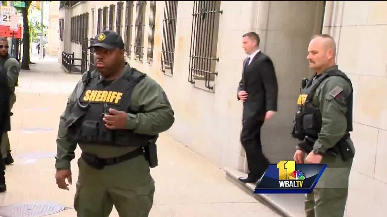 Officer Edward Nero, one of six officers charged in connection to the death of Freddie Gray, was found not guilty of all charges on Monday. As part of his verdict, Judge Barry Williams said there were no credible facts to show Nero was directly involved in Gray's arrest  and his role in putting Gray in the van was reasonable given his training.