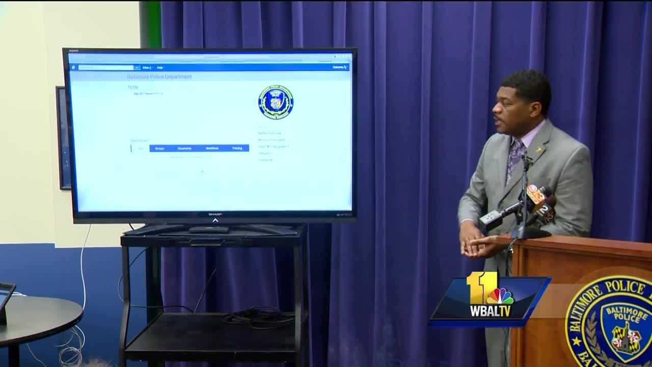 Baltimore City police are rolling out new software that officials said will help officers better understand what the department expects of them. Police said they trying to make sure policies and procedures match practices on Baltimore City streets. The new web-based system, expected to start in July, will cost just under $60,000 for the first year. Officers will have about 14 days to read the policies and show they understand. Baltimore police said the tool is aimed at making officers and the department more accountable.