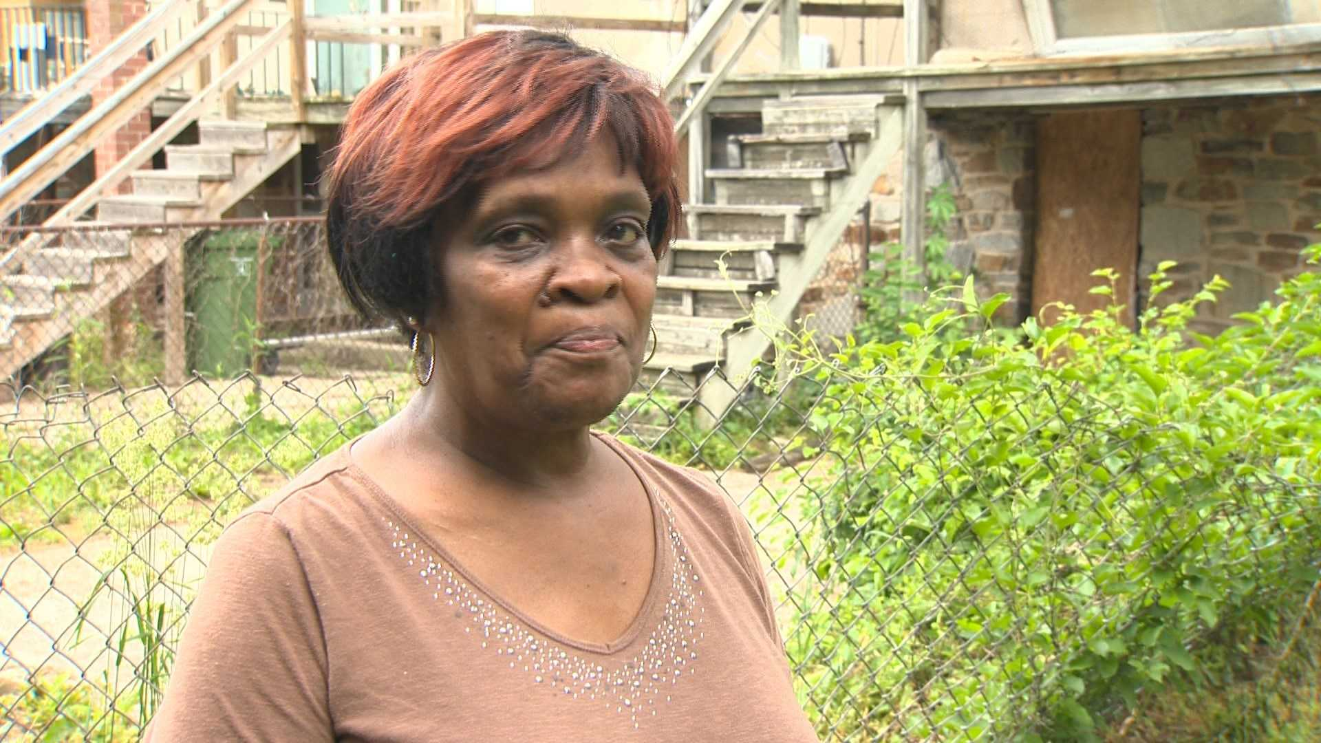 Pat, 71, was a victim of a home invasion and sexual assault in Baltimore. She decided to come forward and speak out against the violence.