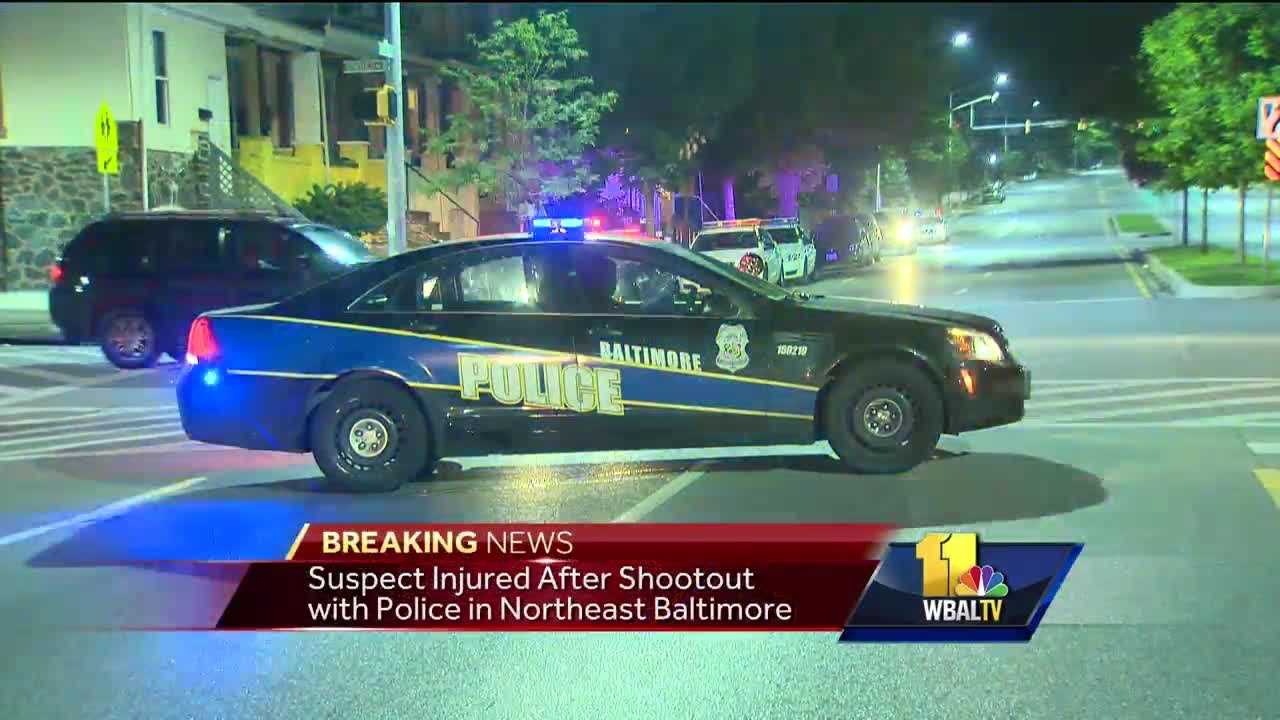 The Baltimore Police Department is investigating an officer-involved shooting that happened Tuesday night.
