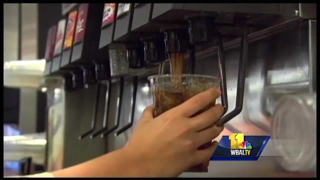 Leaders in Baltimore City are mulling over whether to require a warning message on sugary drinks. The legislation would mandate warning labels for sugar-sweetened beverages sold in Baltimore City. If it's passed and signed into law, it would make Baltimore the second jurisdiction in the country and the first on the East Coast with the requirement. Baltimore City officials want you to think twice before buying your next can of soda and want to help in the process by requiring a warning label.
