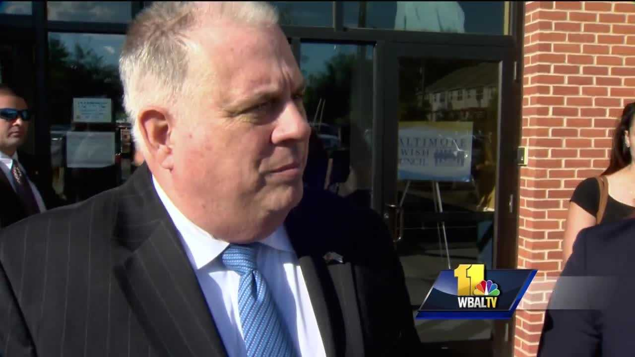 Governor Larry Hogan has said he will not endorse presumptive Republican nominee Donald Trump for president. So who will Hogan vote for? The governor did not give a definitive answer to that question Wednesday. He did indicate that he would likely vote for one of the candidates.