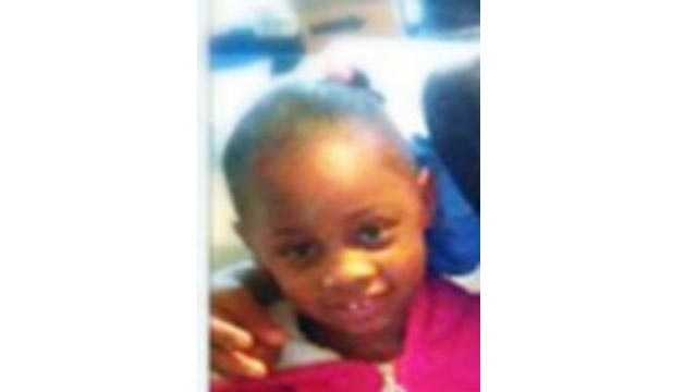 Caliyah Torres, 8, was reported missing Tuesday according to Baltimore police.