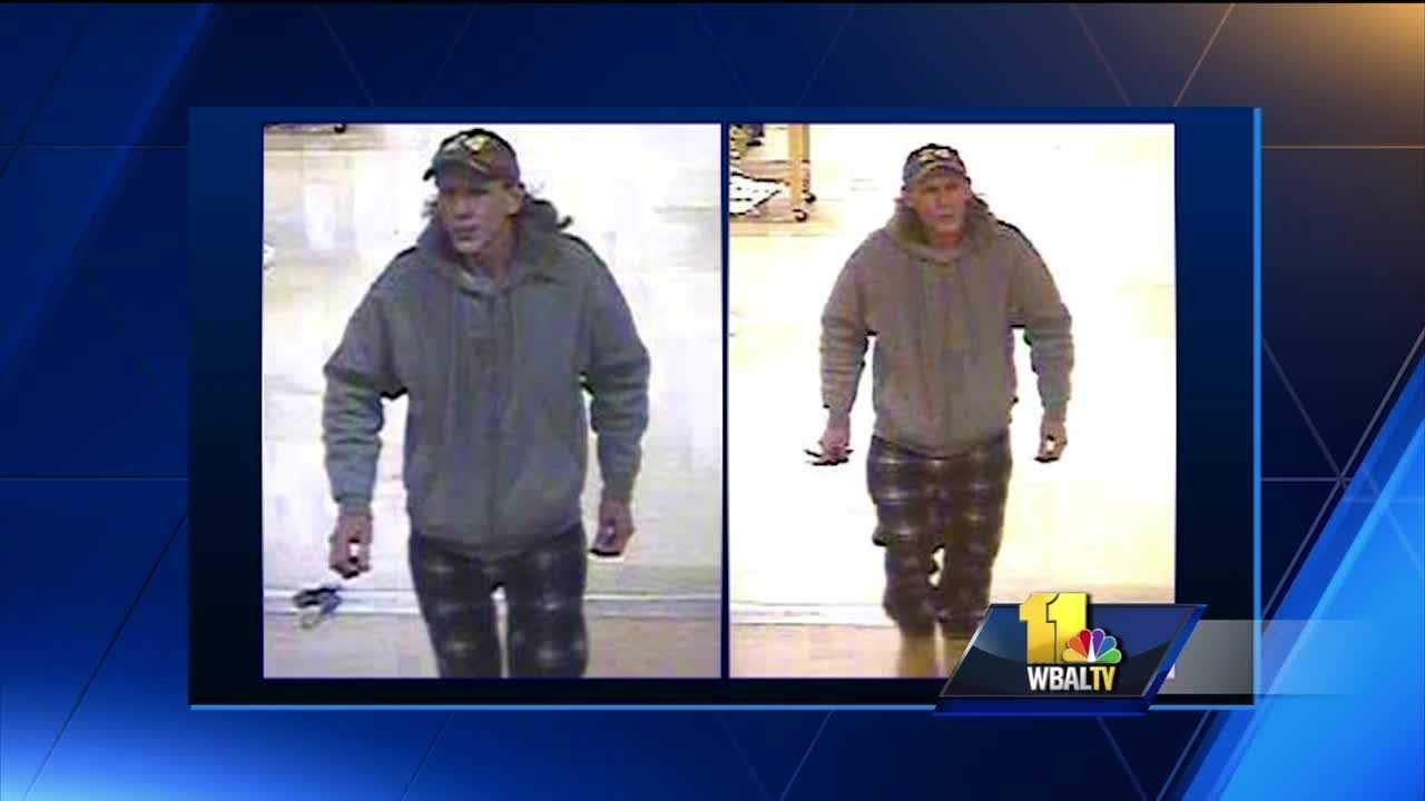 Baltimore County police are looking for the man they said is responsible for exposing himself to a girl in Dundalk. Police said the incident occurred at about 7:30 a.m. March 3 at the Big Lots store in the 1400 block of Merritt Boulevard. The girl's mother told police that they were in the store when they noticed the man following them.