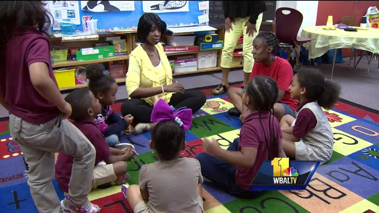 Baltimore City parents still have time to enroll their children for a couple of very unique summer school programs. At Thomas Jefferson Elementary-Middle School, students are counting down the days until the start of summer vacation. But for a good number of them, it'll be a short break as they're headed to summer school.