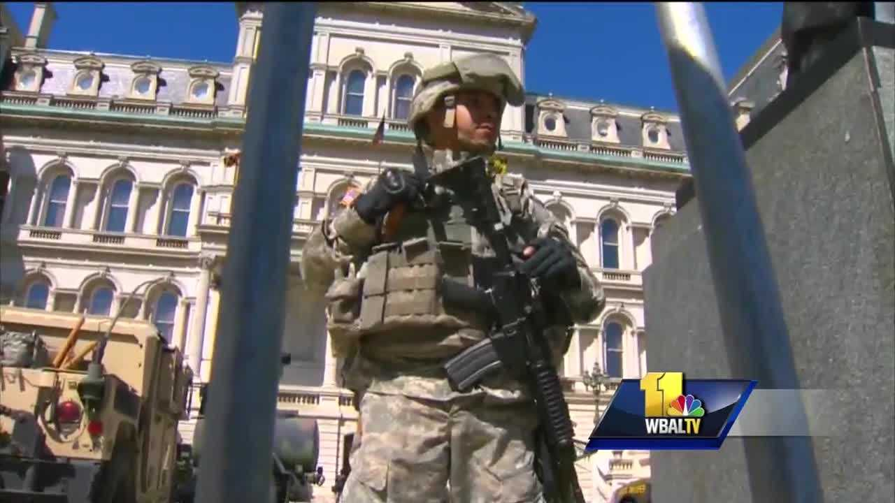 The 11 News I-Team has learned everyone from the Maryland National Guard to city and suburban police departments are prepared to respond to potential unrest on Thursday when Judge Barry Williams is expected to announce his verdict in the trial of Baltimore City police Officer Caesar Goodson.