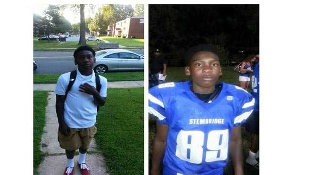 Meshach Praise Massally, 14, had just completed eighth grade last week. He drowned Monday in a pool in Essex.