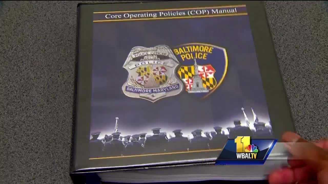 A new timeline emerged Wednesday about a highly-anticipated Department of Justice report on the Baltimore Police Department. The investigation has been going on for more than a year.