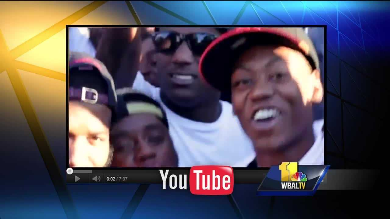 """Tyrese Watson also known as """"Lor Scoota"""" pictured to the right."""