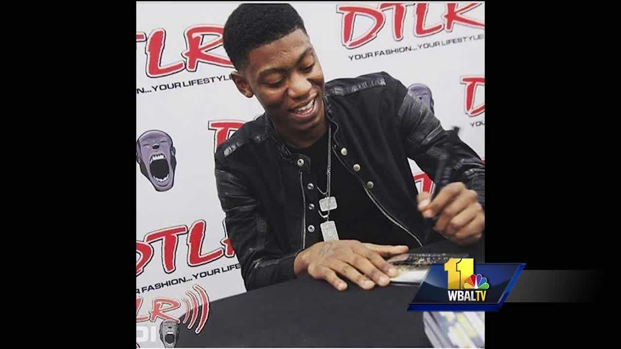 "The older brother of rap artist Tyriece ""Lor Scoota"" Watson told the WBAL-TV 11 News I-Team that he believes that the rapper's murder stemmed from hate and envy. Scoota's brother, Snoop, blames what's known as the crab bucket theory -- as you start to climb out, someone else pulls you back -- for the killing. The rapper's career was starting to gain ground, and Snoop said that became the problem."