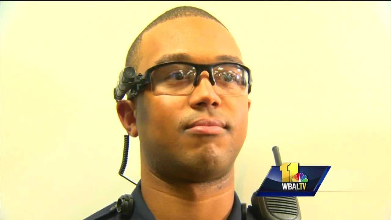 Baltimore County is starting to roll out body cameras to police officers. Baltimore County Police Chief Jim Johnson said he believes his department's body-camera program will be one of the best in the nation. The program has been almost two years in the making. While the first phase will begin Wednesday, the goal is to have most of the department outfitted within the next two years.