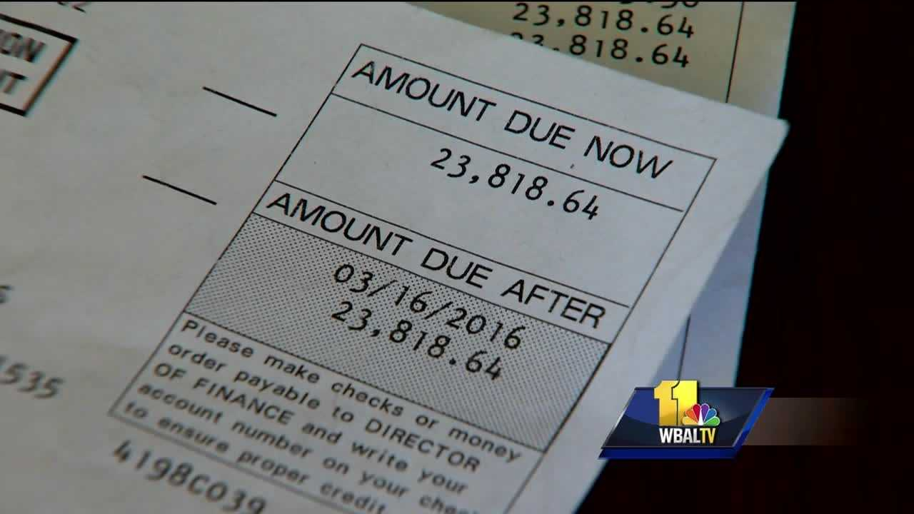 High water bills are a common complaint brought to the attention of the 11 News I-Team, but no complaint could compare to the one involving a local church that the city billed for invisible homes and invisible water.