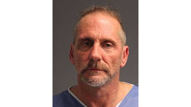 Police charge Richard Paul Youngbar, 56, of Pasadena, with possession of marijuana, possession of marijuana with intent to distribute, manufacturing marijuana, possession of cocaine, possession of cocaine with intent to distribute, possession of oxycodone hydrochloride and possession of oxycodone hydrochloride with intent to distribute.