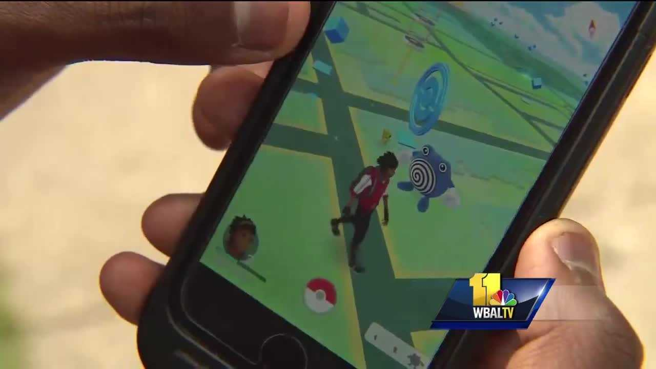 "Pokémon is a game and world that many children may be into or one someone may remember playing themselves. It's broken out of its own world and into Baltimore. The sun was barely up over Baltimore, but that didn't stop Trisha Ahmed and Phil Shin, who were locked into the new smartphone game ""Pokémon GO."" It takes the characters and the fun of the Pokémon world and brings it into the real world, so much so, it's unintentionally kept Ahmed and Shin out almost all night adding to their collection."
