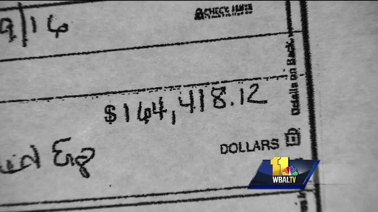 A growing settlement scam cost one Maryland woman hundreds of thousands of dollars.