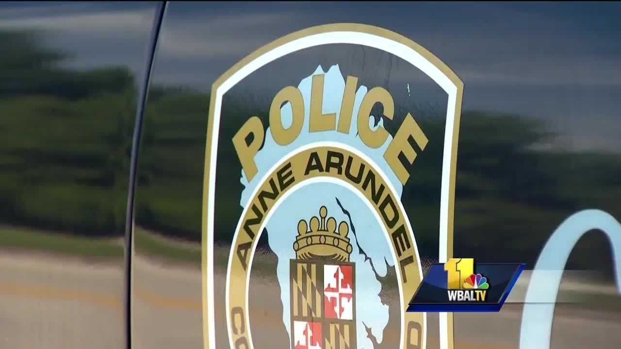 Eight men are suspected in robbing and assaulting a man at a Laurel motel, Anne Arundel County police said.