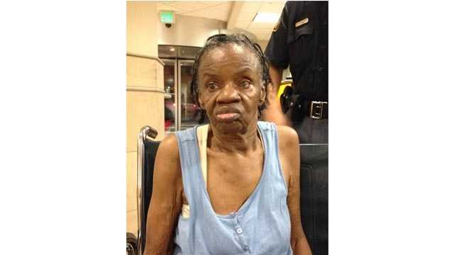 Baltimore County Police are seeking help identifying a woman who was found walking in the Parkville area.