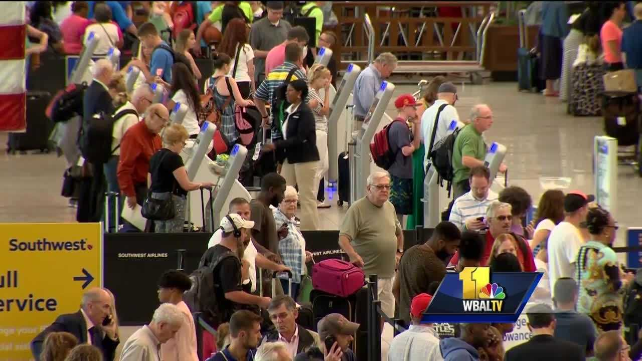 More than 1,000 Southwest Airlines flights were canceled in less than a 24-hour period starting Wednesday afternoon. According to Southwest, a server outage impacted all airports around the country, preventing them from following day-to-day operations and resulting in more than 700 flights being canceled Wednesday. As of Thursday morning, an additional 300 flights were called off.