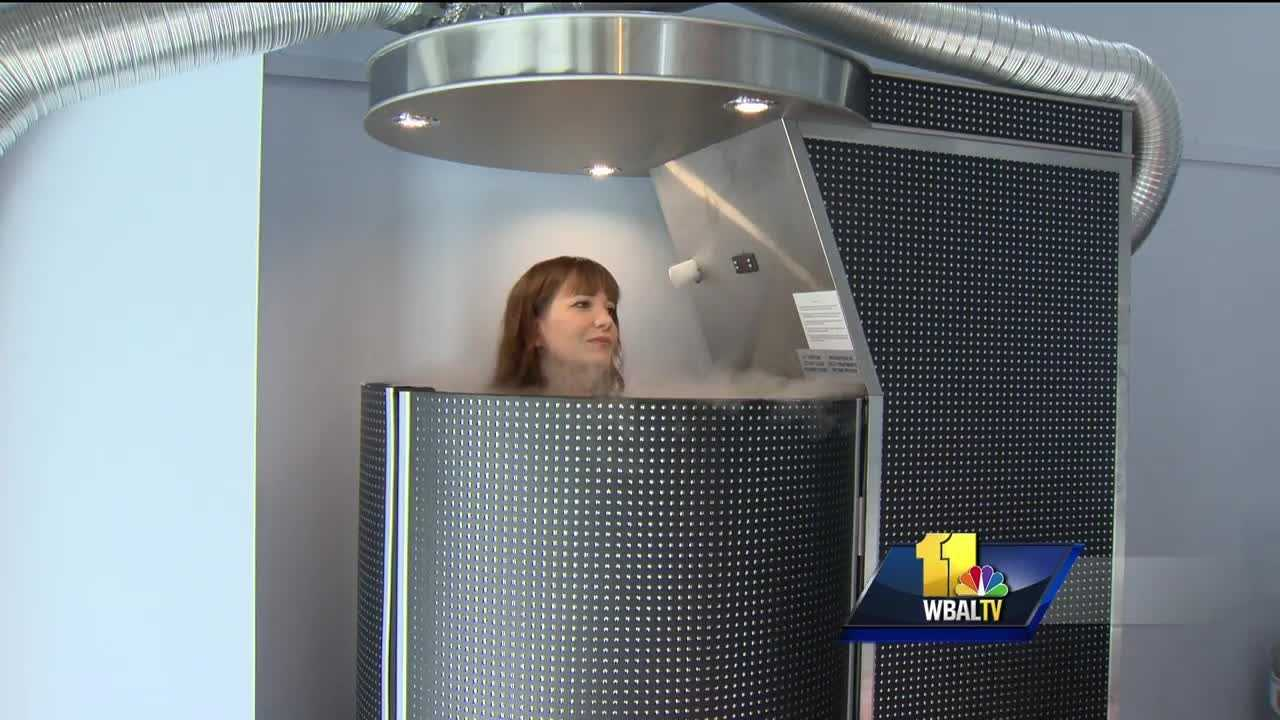 We all want a break from the heat, but how far would you go? There is one place in Canton that can cool you down instantly. But you may want to warm back up right away.