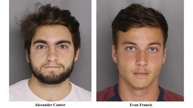 Alexander Cantor, Evan Francis