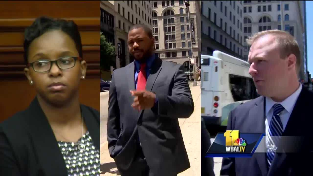 Charges have been dropped against Officers Garrett Miller, William Porter and Sgt. Alicia White, three of six officers charged in the death of Freddie Gray.