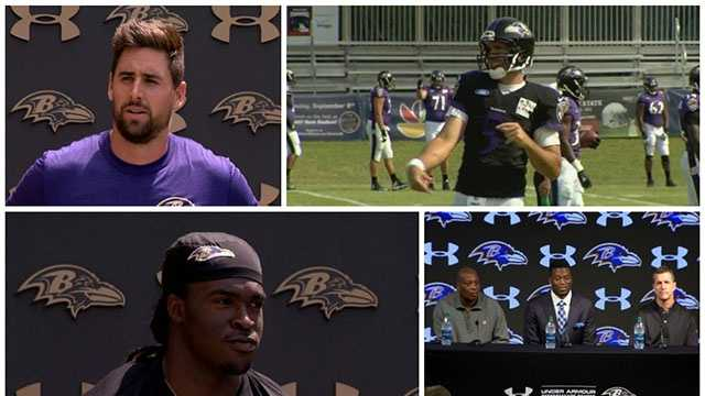 As the Ravens begin their 21st training camp since arriving in Baltimore in 1996, the team enters the season with a plethora of unanswered questions.