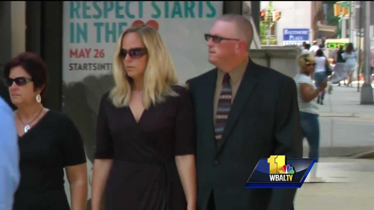 Baltimore police Officer Wesley Cagle took the stand Thursday in his own defense. Cagle, 46, faces four charges, including attempted murder, for the shooting of an unarmed burglary suspect nearly a year and a half ago. The state rested its case Thursday morning, followed by the defense's immediate attempt to have all four charges dismissed. The judge denied the motion.