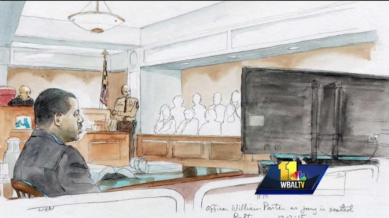 A juror in the trial of Officer William Porter told the 11 News I-Team that some members of the panel violated the judge's rules, made disparaging remarks about demonstrators and thought Porter lied. The juror discussed their experience on the condition they remain anonymous. The juror said the first vote taken at the start of deliberations was strongly in favor of guilt. Chief Deputy State's Attorney Michael Schatzow said that was his understanding, too, based on press accounts.