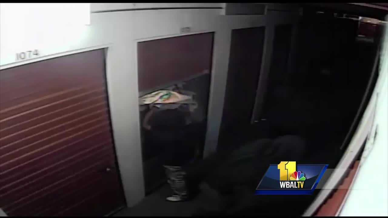Several people were caught on camera breaking into more than 70 storage units in Columbia. The thieves cut the locks off 73 units just before 7 a.m. Wednesday at Mini U Storage in the 9400 block of Snowden River Parkway. Howard County police released surveillance video Friday as part of their investigation.