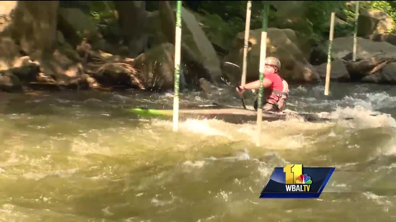 Colorado or the Pacific Northwest might come to mind when thinking about training for whitewater sports, but Maryland Adam Van Grack, chairman of the U.S. canoe-kayak team, said Maryland is a breeding ground for children who go on to become professional whitewater athletes. So why Maryland?