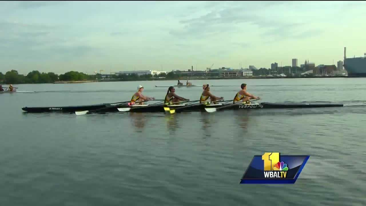 "For a group of amazing young women that just returned from England, the team is about much more than rowing. It's about sowing seeds. Members of the Baltimore Rowing Club's Reach High Baltimore program represented the U.S. in one of the world's best-known regattas, the Henley Royal Regatta on the Thames, established in 1839. The team practice takes them out to Fort McHenry and back, and when they are on the water, it's about one thing: ""Are you working hard for the boat?"""