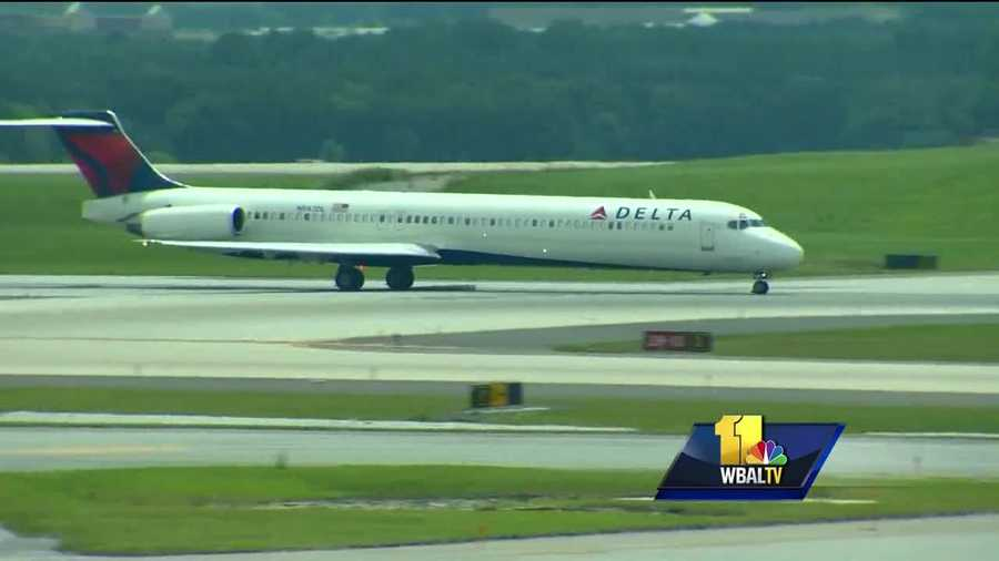 Delta outage causes delays at BWI-Marshall