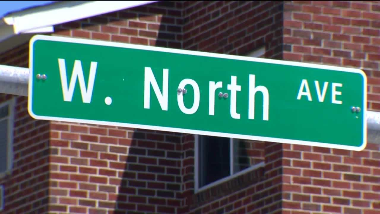 Representatives from the White House were in Baltimore on Friday to announce a big federal grant to help revitalize a key stretch of North Avenue.