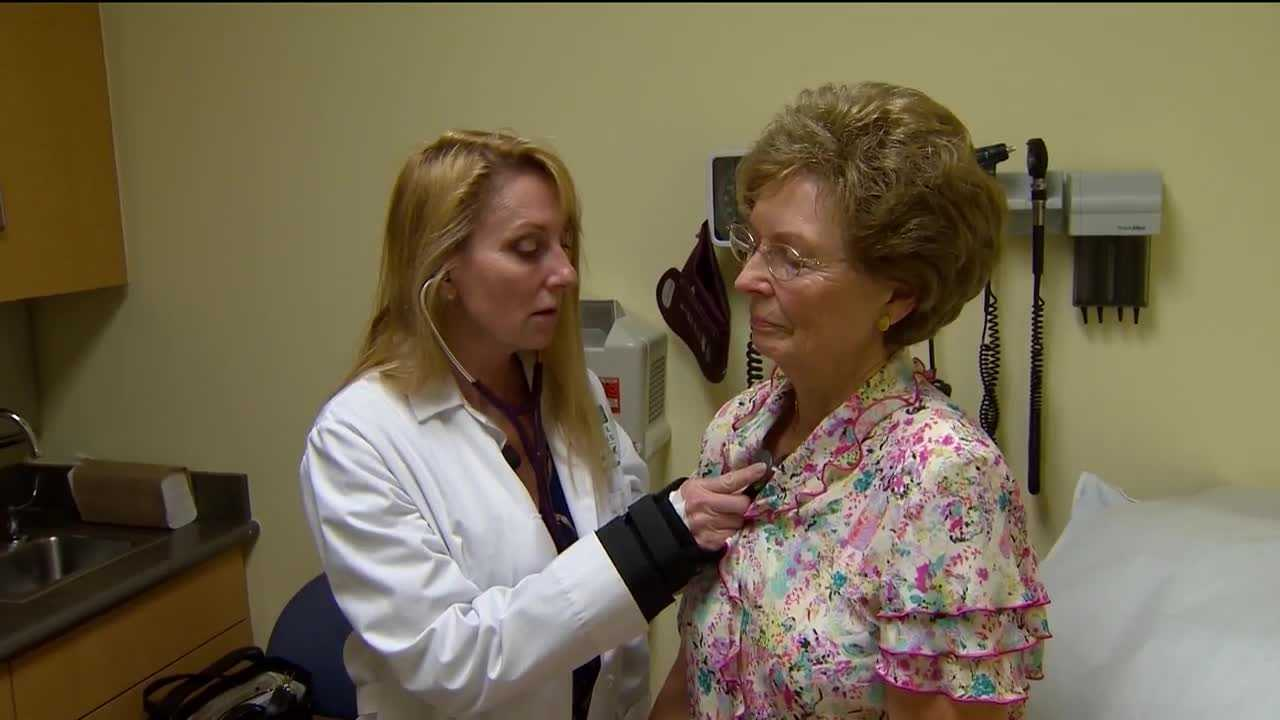 The Centers for Disease Control and Prevention reports that as many as 6 million Americans have atrial fibrillation, a condition that increases the risk of stroke and other serious heart problems.