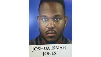 Joshua Isaiah Jones