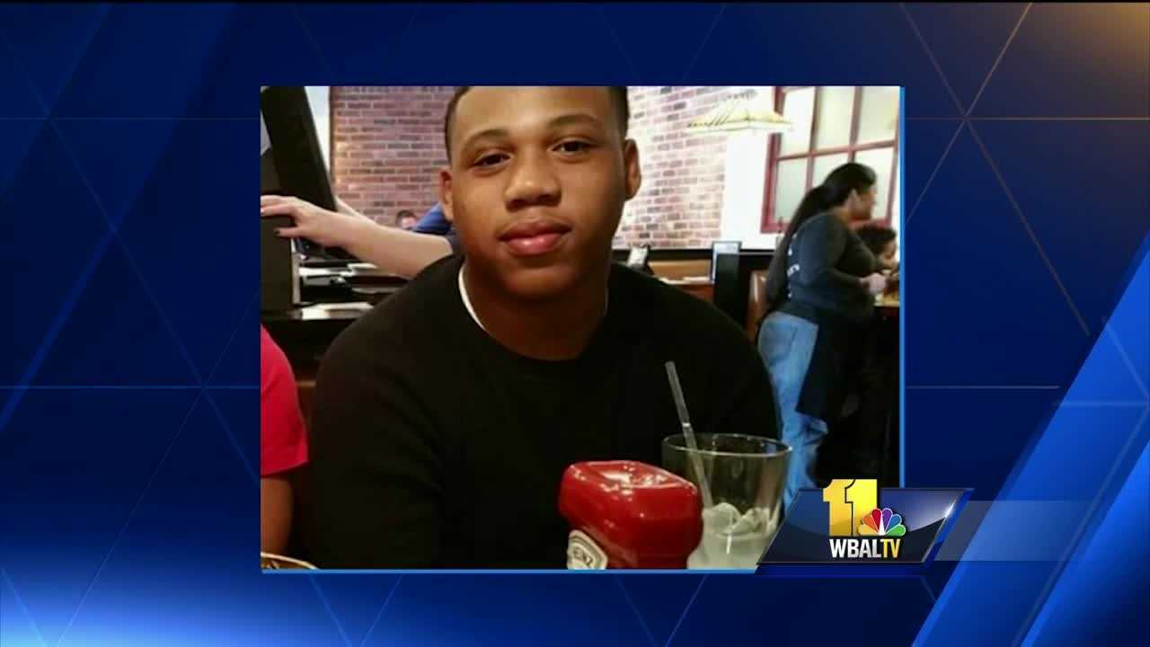 Turning 16 is a milestone for American teenagers, but a boy in Baltimore City spent his birthday in the hospital. Lamont Roberson was shot in the back while playing basketball on Aug. 8. As the teen fights for his life in the critical care unit at Shock Trauma, his family said thank you in a very public way. Police said Lamont was shot in the 800 block of West Saratoga Street. His mother, April Graves, said Lamont almost died.