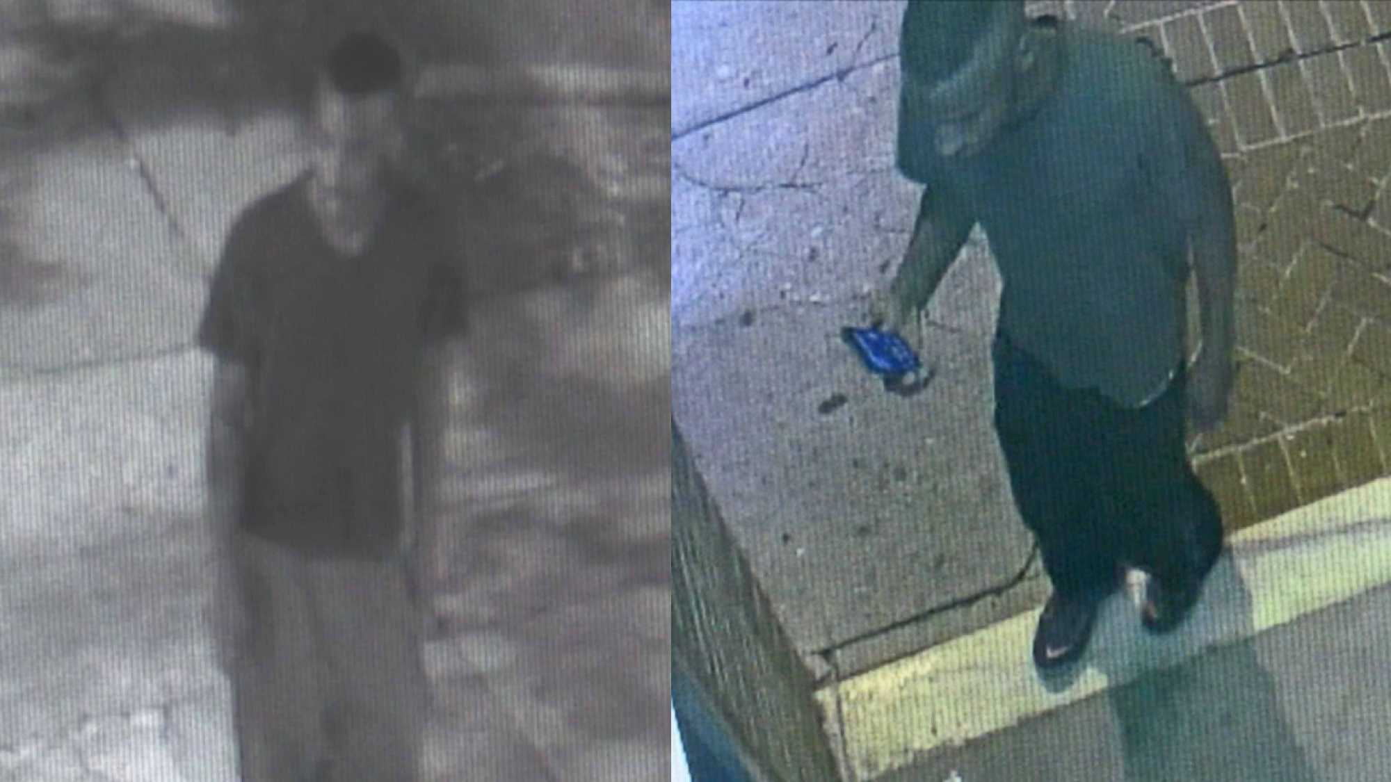 Police continue to look for the suspects who robbed and sexually assaulted a woman Thursday night.