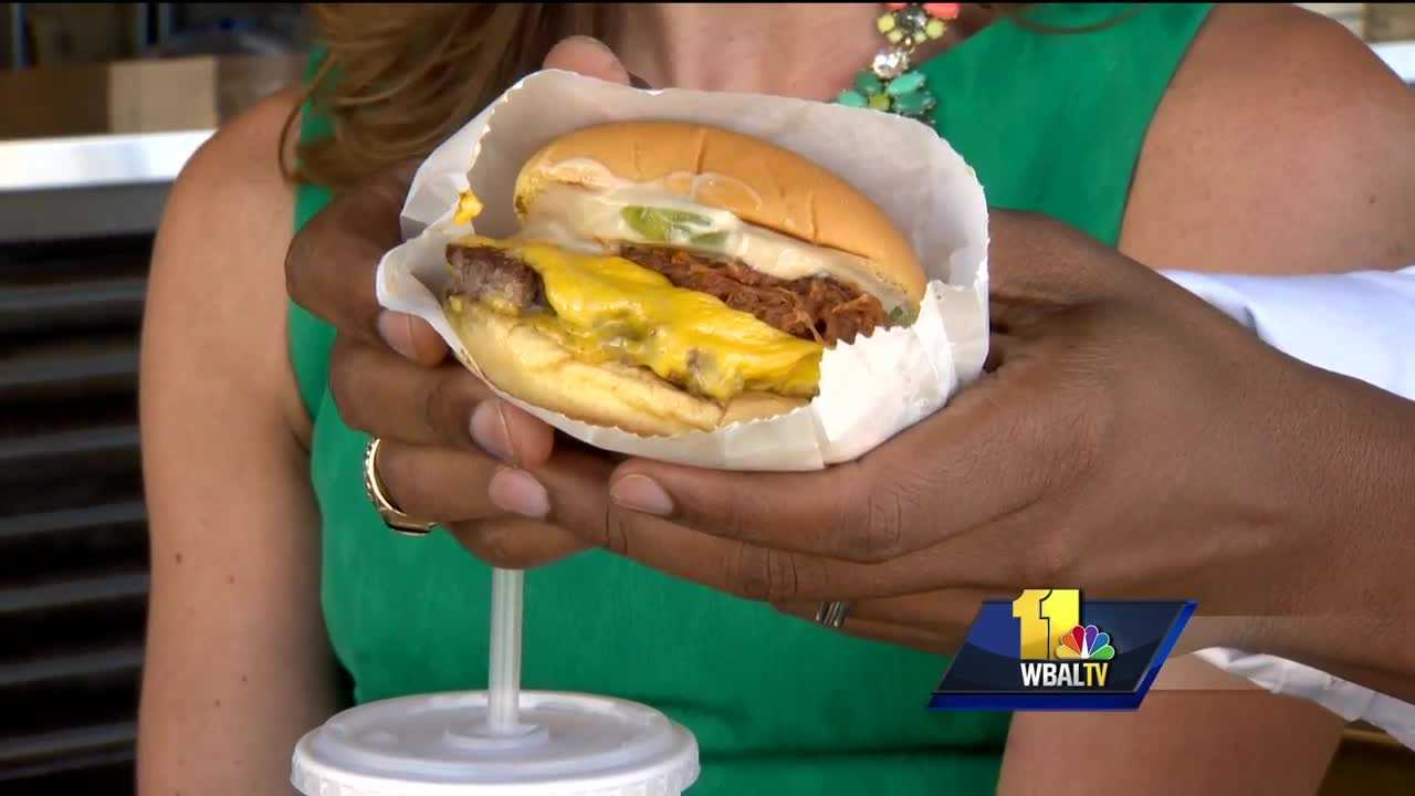 "Get ready for ""Today's originals."" The ""Today"" show team is creating and marketing products from which a portion of the proceeds will go to charitable causes. This includes the ""Roker Burger,"" which can be found at the Shake Shack."