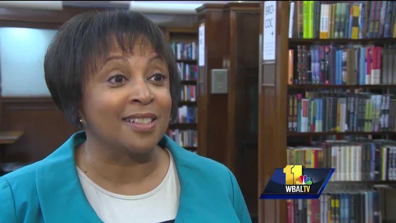 A Baltimore fixture will soon head south to a prestigious new position in Washington, D.C. Earlier this year, President Barack Obama appointed her to head the Library of Congress.