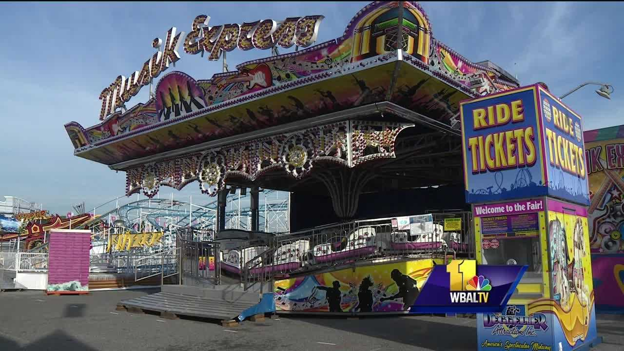 The 135th Maryland State Fair is underway and this year's headline act is pop singer Charlie Puth. But if concerts aren't in your plans, there are plenty of new ways to have fun at the fair.