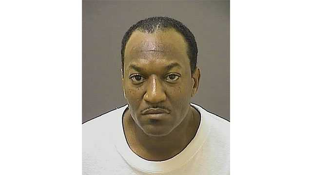 Jerome Clinton, 47, was taken to the central booking and intake facility as is charged with various assault, gun, and drug related charges, police said.